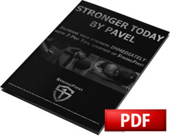 Free-Stronger today by Pavel