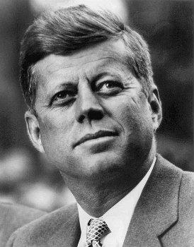 John F. Kennedy The Soft American