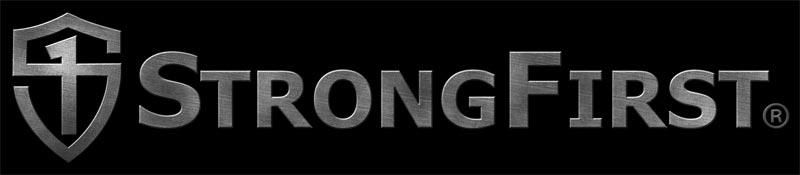 StrongFirst metal logo registered trademark