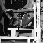 Russian bench press star Svetlana Dedulya Photo courtesy Powerlifting USA