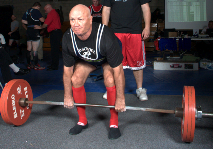 Be a Man Among Men: My Father's Deadlift Program | StrongFirst