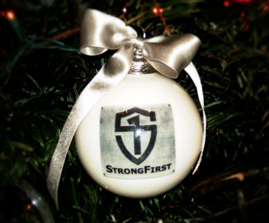 Merry Christmas from StrongFirst