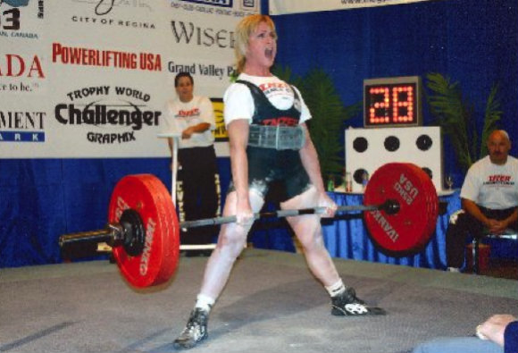 StrongFirst Deadlift Team Ellen Stein