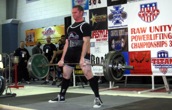 StrongFirst Deadlift Team Jason Marshall