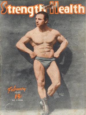 Sig Klein Oldtime Strongman