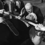 Vladimir Kravtsov, Russia's top bench presser. Photo courtesy Powerlifting USA