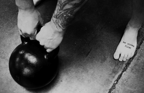 The role of the kettlebell