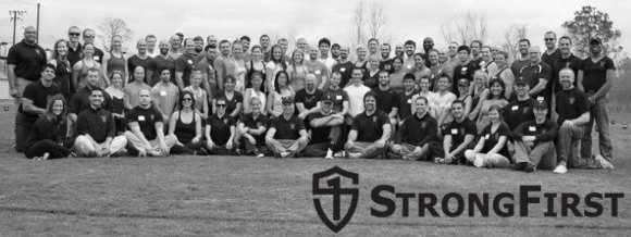 First Ever SFG Kettlebell Certification