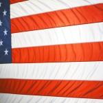 United States Flag at SFG Boston 2013