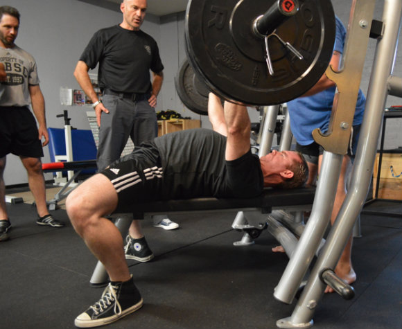 Learn the 5x5 method at the StrongFirst Lifter Certification
