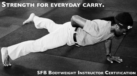 SFB Bodyweight Certification