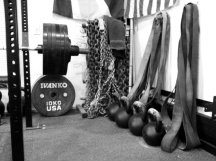 Master SFG Dr. Michael Hartle's gym.
