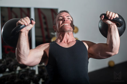 Total Tension Kettlebell Complex