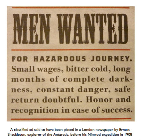 Wanted - A Man