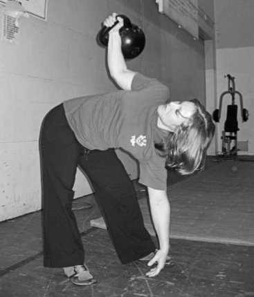 Kettlebell Training Template