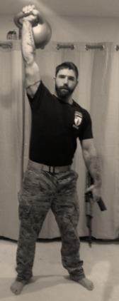 Kettlebell and Kalashnikov