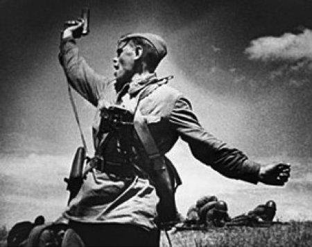 Alexey Yeremenko in battle
