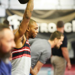 Perfect the single kettlebell snatch before the double kettlebell snatch