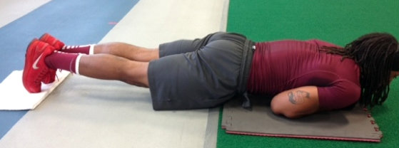 Press Plank and the Neurodevelopment Sequence