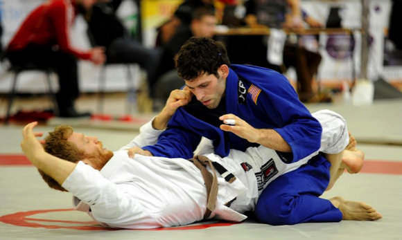 Strength Training for BJJ Fighters