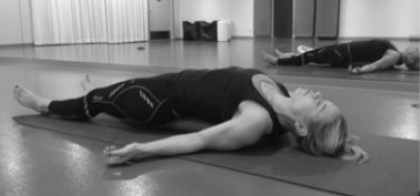 Lateral Arch Yoga Block Stretch