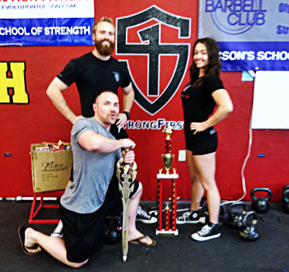 StrongFirst Deadlift Team Members