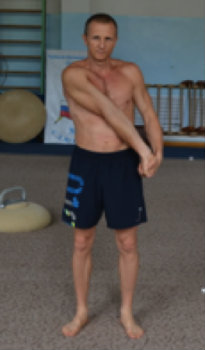 Kettlebell flexibility exercises