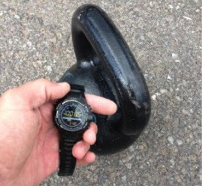 kettlebell training at altitude