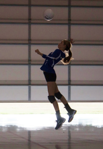 Training for High School Volleyball