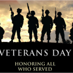 A Veterans Day Thank You