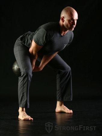 Pavel Tsatsouline Kettlebell Swing
