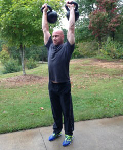 NFL Strength Coach and the Kettlebell