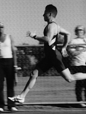 Slow Twitch Fibers for Sprinting