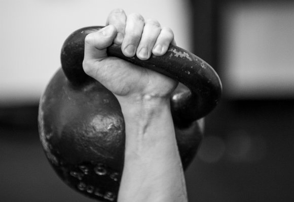 Golf Fitness Training With Kettlebells