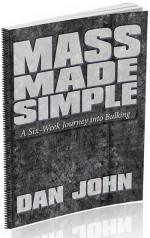 Dan John: Mass Made Simple