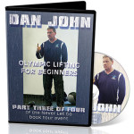 Dan John: Olympic Lifting for Beginners