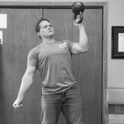 Kettlebells for rehabilitation