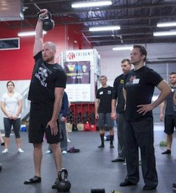 Kettlebell training for rehabilitation