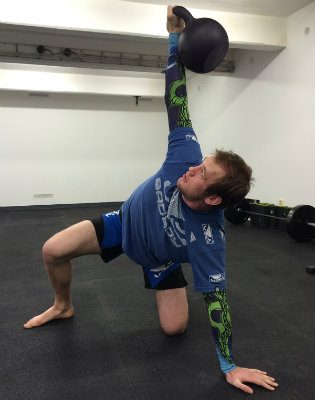 S&C Training for MMA