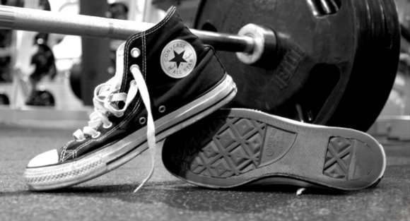 converse shoes good for lifting