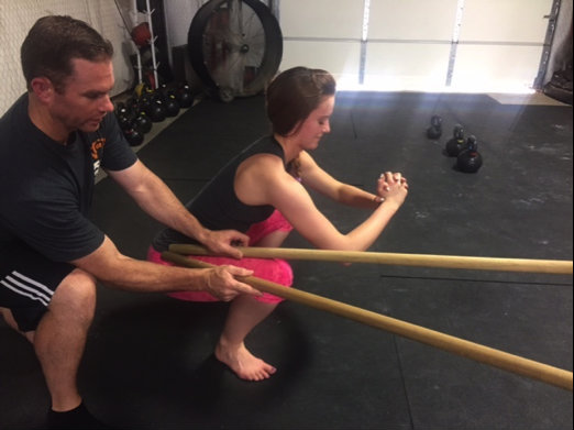 StrongFirst squat cues