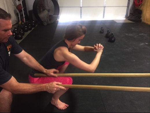Squat Cues from StrongFirst