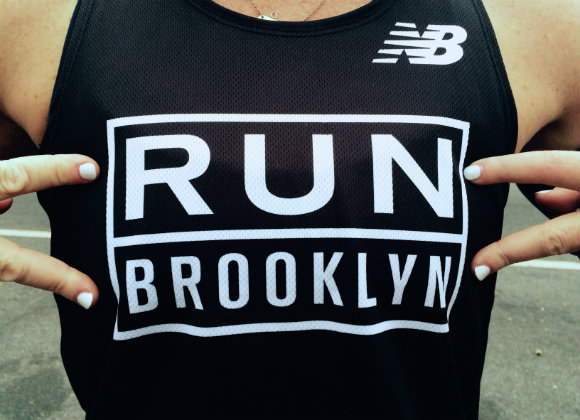 Brooklyn half marathon shirt