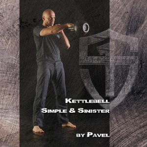 Kettlebell Simple & Sinister book