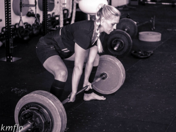 Increase your TSC numbers in the deadlift