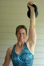 Anna Cannington Kettlebell Instructor
