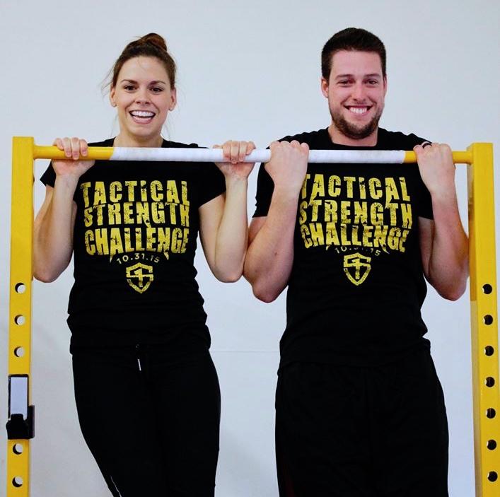 Aleana and Cory Myers