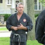 Gary Music Teaches Karate