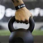 StrongFirst grip on kettlebell