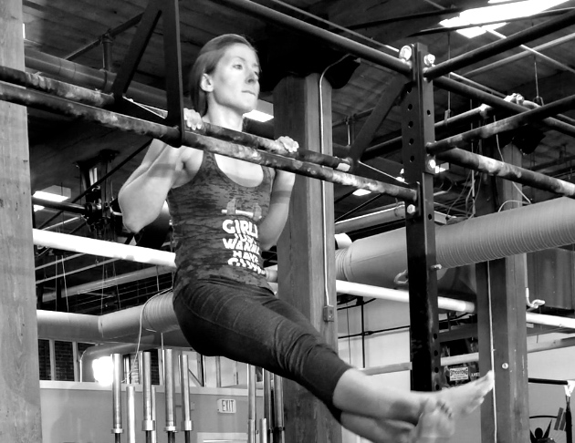 Maureen Harris at Skill of Strength got PR's in all events, including 15 (perfect) pull-ups.